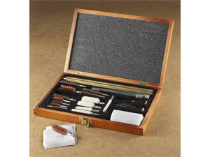 Deluxe Universal Gun Cleaning Kit - 27 Piece
