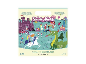Shrinky Dinks Enchanted Kingdom Of Dink Fun Pack