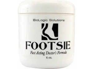 Footsie Massage Cream by Biologic Solutions