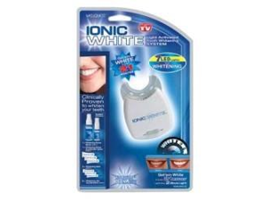 Ionic White Light Activated Tooth Whitening System