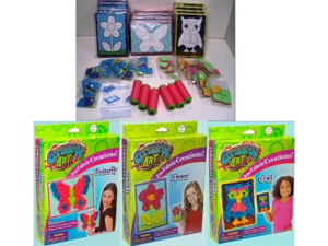 Crunch Art Play Date Kit