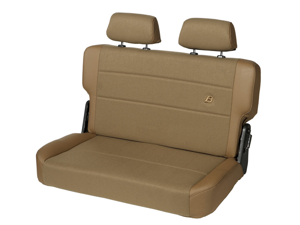 Bestop 39441-37 TrailMax II Fold And Tumble Rear Bench Seat