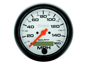 Auto Meter 5888 Phantom In-Dash Electric Speedometer