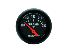 Auto Meter 2640 Z-Series Electric Transmission Temperature Gauge