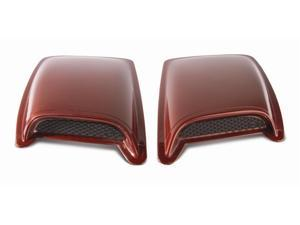 Lund 80002 Eclipse Medium Hood Scoops