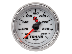 Auto Meter 7157 C2 Electric Transmission Temperature Gauge