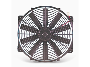 Flex-a-lite 119 Low-Profile Hi-Performance Trimline Electric Fan