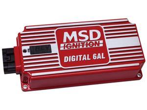 MSD Ignition 6425 Digital-6AL Digital Ignition Controller