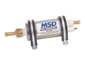 MSD Ignition 2225 High Pressure Electric Fuel Pump