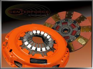 Centerforce DF193897 Centerforce Dual Friction Clutch Kit