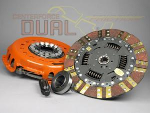 Centerforce DF320539 Centerforce Dual Friction Clutch Kit
