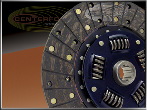 Centerforce 281226 Clutch Disc