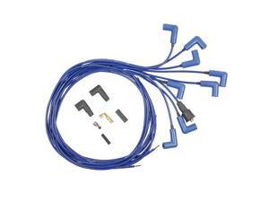 ACCEL 7541B 300+ Ferro-Spiral Race Spark Plug Wire Set