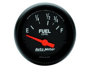 Auto Meter 2642 Z-Series Electric Fuel Level Gauge