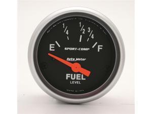 Auto Meter 3318 Sport-Comp Electric Fuel Level Gauge