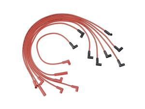 ACCEL 5049R Custom Fit Super Stock Spiral Spark Plug Wire Set
