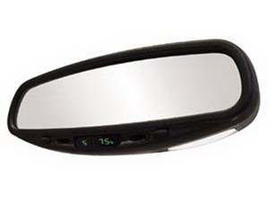 CIPA Mirrors 36500 Inside Rear View Mirror
