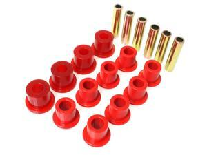Energy Suspension 2.2119R Leaf Spring Bushing Set