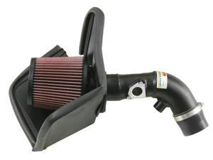 K&N Filters 69-8757TTK Typhoon Short Ram Air Intake Filter Assembly