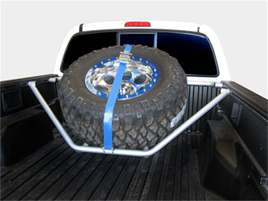 N-Fab T051TR Spare Tire Rack