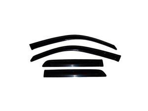 Auto Ventshade Ventvisor Deflector 4 pc.