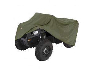 QUADGEAR ATV STORAGE COVER OLIVE - LARGE