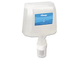 KIMBERLY-CLARK PROFESSIONAL* 91590 KLEENEX Luxury Foam Moisturizing Instant Hand Sanitizer, Cucumber, 1200 ml, 2/CT
