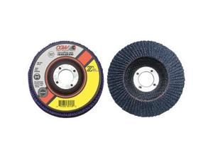 4-1/2X5/8-11 Z3-40 T27XL 100% ZA FLAP DISC