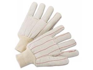 C-Gen Prot Canvas Glv Knit Wrist Whi 12