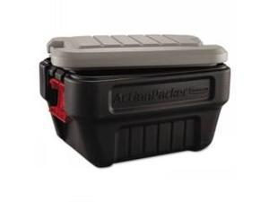 Actionpacker 8 Gl,Blckstorage Container