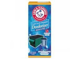 Trash Can & Dumpster Deodorizer, Sprinkle Top, Unscented, Powder, 42.6