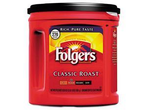 Coffee, Classic Roast Regular, Ground, 33 9/10Oz Can