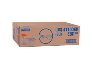WYPALL X70 RAG 14.9X16.6 1P FLAT SH WHI 1/300