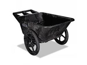 C-Hc Big Wheel Cart Bla