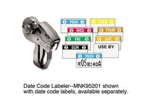 Pricemarker, Model 1131, 1-Line, 8 Characters/Line, .44 X .78 Label Si