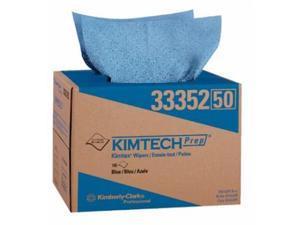 KIMTEX SURFACE PREPARATION TOWELS BLUE 180/BOX