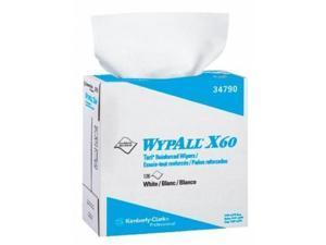 WYPALL X60 REINF WPR 9.1X16.8 WHI 10BX/126