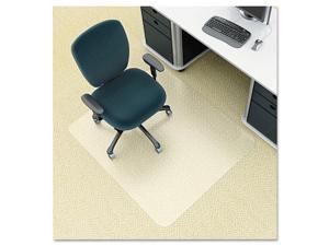 Environmat Pet Studded Chair Mat, 46W X 60L, Clear