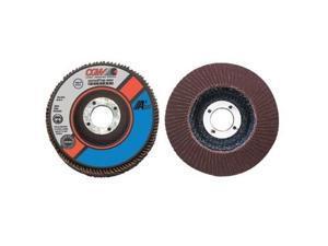 """4-1/2""""X5/8-11 T29 A Cubed Reg 40 Grit Flap Disc"""