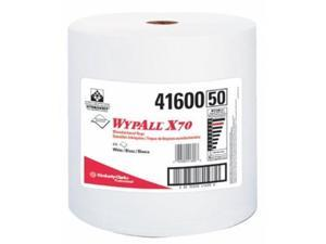 "12""X13.4"" WHITE JUMBO RAG-ON-A-ROLL 1-PLY 920/R"
