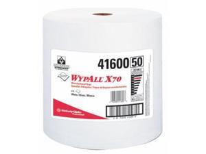 "12""X13.4"" WHITE JUMBO RAG-ON-A-ROLL 1-PLY 920/R"