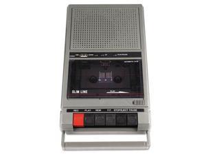 Portable Four-Station Listening Center Audio Cassette Recorder