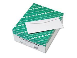 Quality Park Products QUA11112 Business Envelope- No 10- 24Lb- 4-.13in.x9-.50in.- White