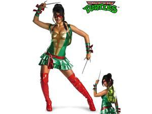 Teenage Mutant Ninja Turtles Sassy Raphael Deluxe Costume Adult