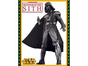 Star Wars Rental Quality Supreme Darth Vader XL Costume
