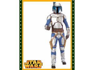 Star Wars Jango Fett Deluxe Adults Halloween Costume XL