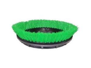 "ORECK commercial Orebiter 12"" 0.015"" Poly Green Scrub Brush - OEM"
