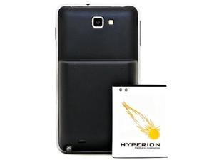 Hyperion AT&T Samsung Galaxy Note 5000mAh Extended Battery + Back Cover (Comp...
