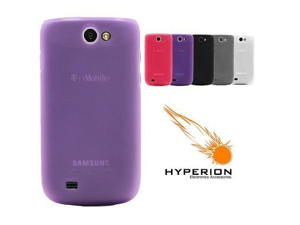 Hyperion T-Mobile Samsung Exhibit II 4G TPU Case Matte Purple