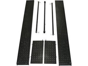 Side Panel Extension Kit for the BW-1000A Series Motorcycle Table Lift